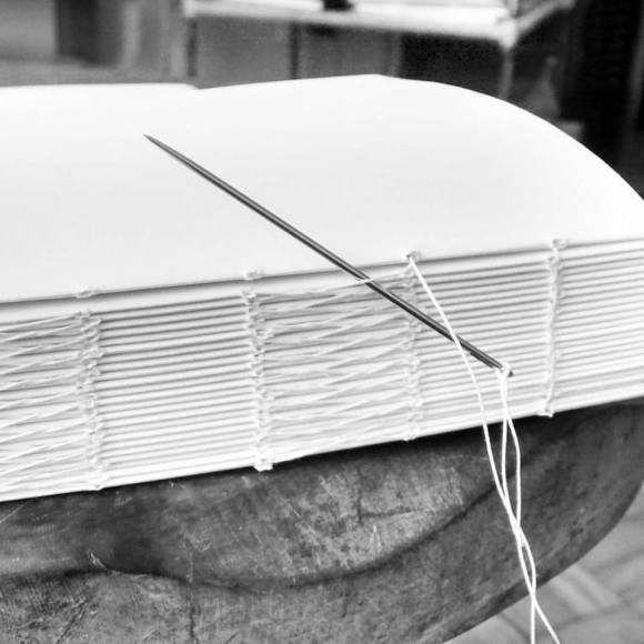 costura de caderno