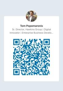 The Social Recap; week 30 - LinkedIn QR code