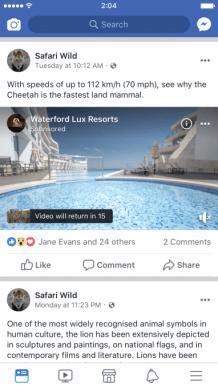 The Social Recap; week 39 - Facebook Ad Breaks