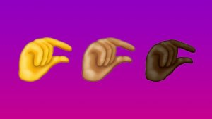 The Social Recap; week 6 - 2019 Emoji's Pinching Hand