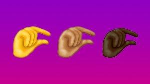 The Social Recap; week 6 - 2019 Emoji's Pinching Hand