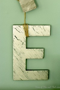 DIY Creative Wall Art - Some of This and That