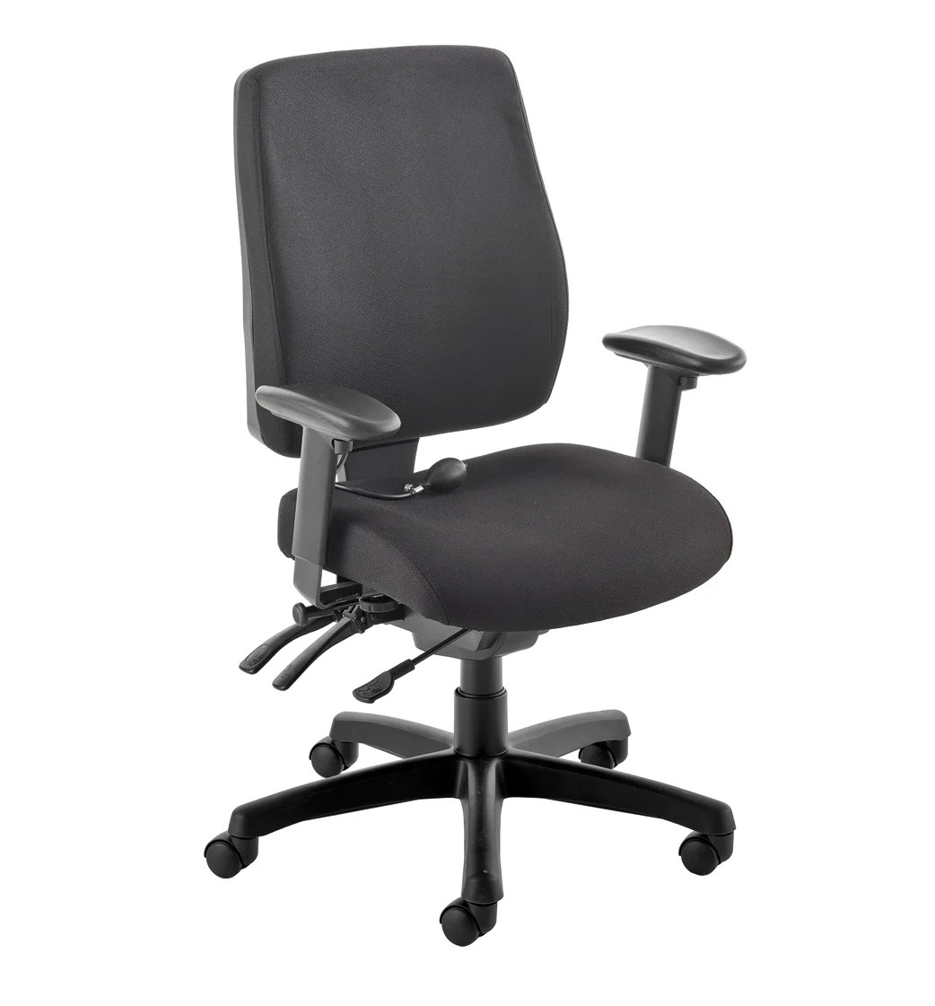 24 Hour Office Chairs Performance 24 Hr Posture Chair Pm2a