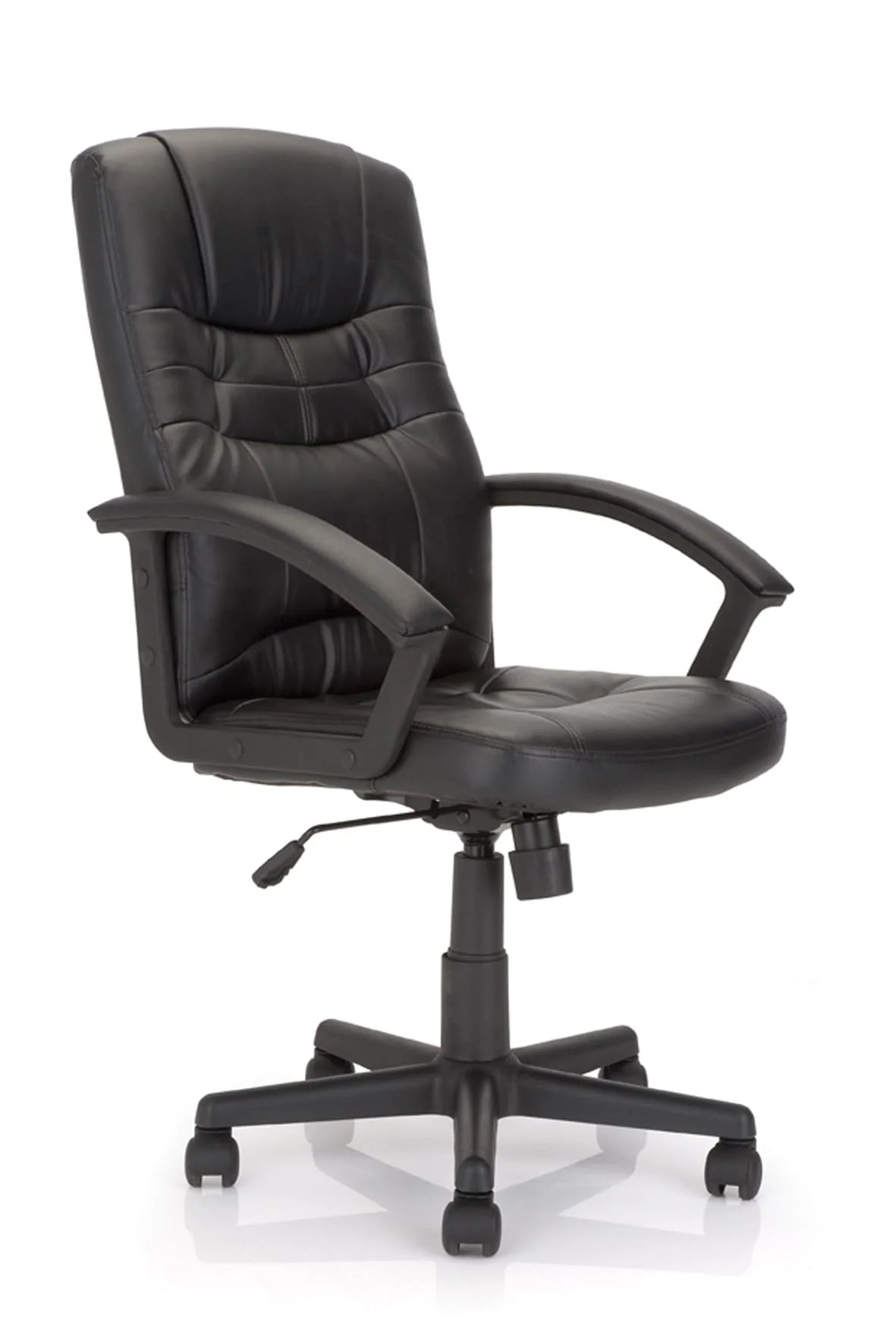 Evolution Chair Evolution High Back Leather Effect Executive Chair