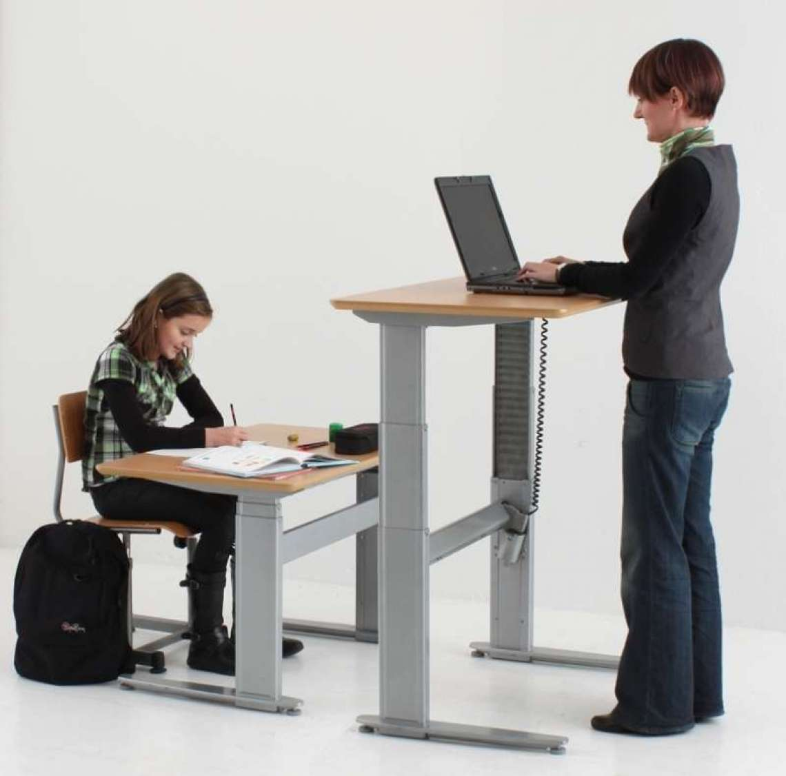 chairs to help you stand up marshalls furniture conset 501 27 sit height adjustable desks free