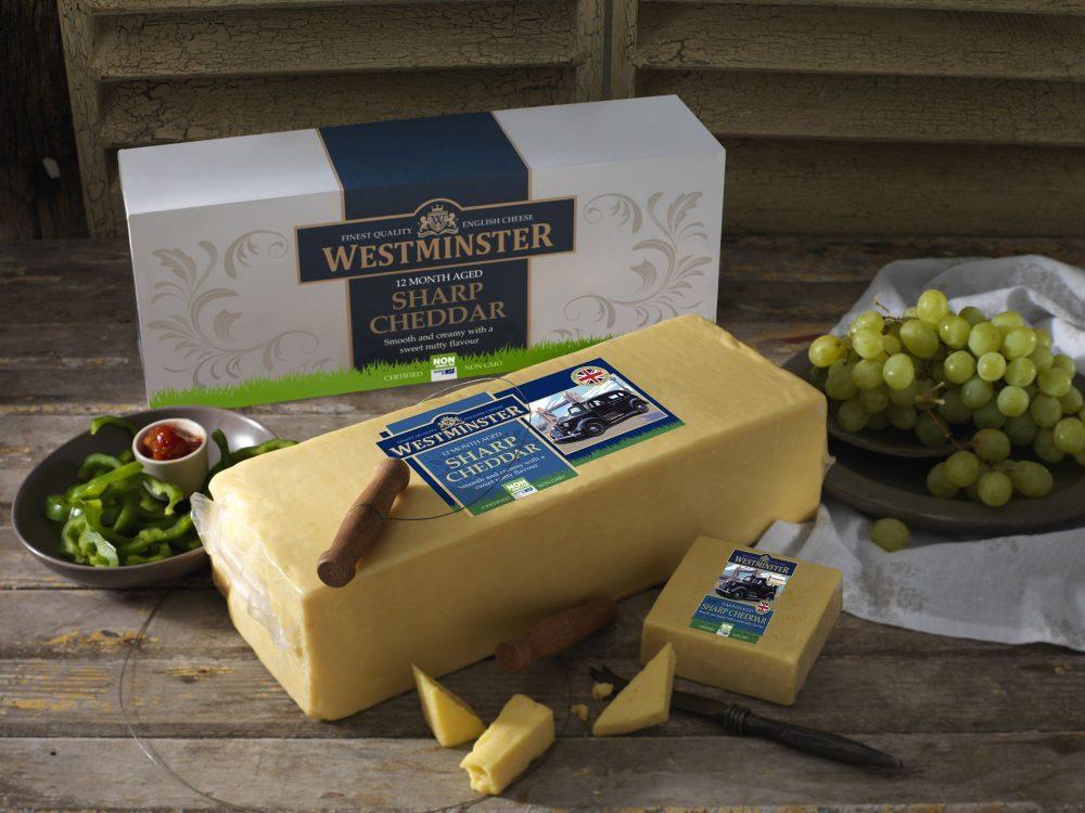 Non-GMO Westminster Sharp Block