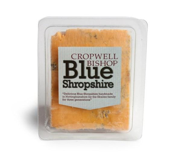 Cropwell Bishop Blue Shropshire 150g Retail Portion