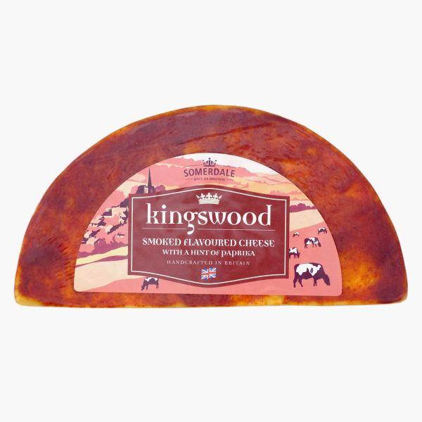 Kingswood Smoked Cheddar - Half Wheel