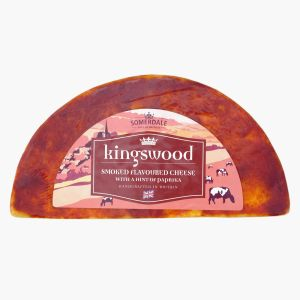 Kingswood Smoked Cheddar - Half Wheel