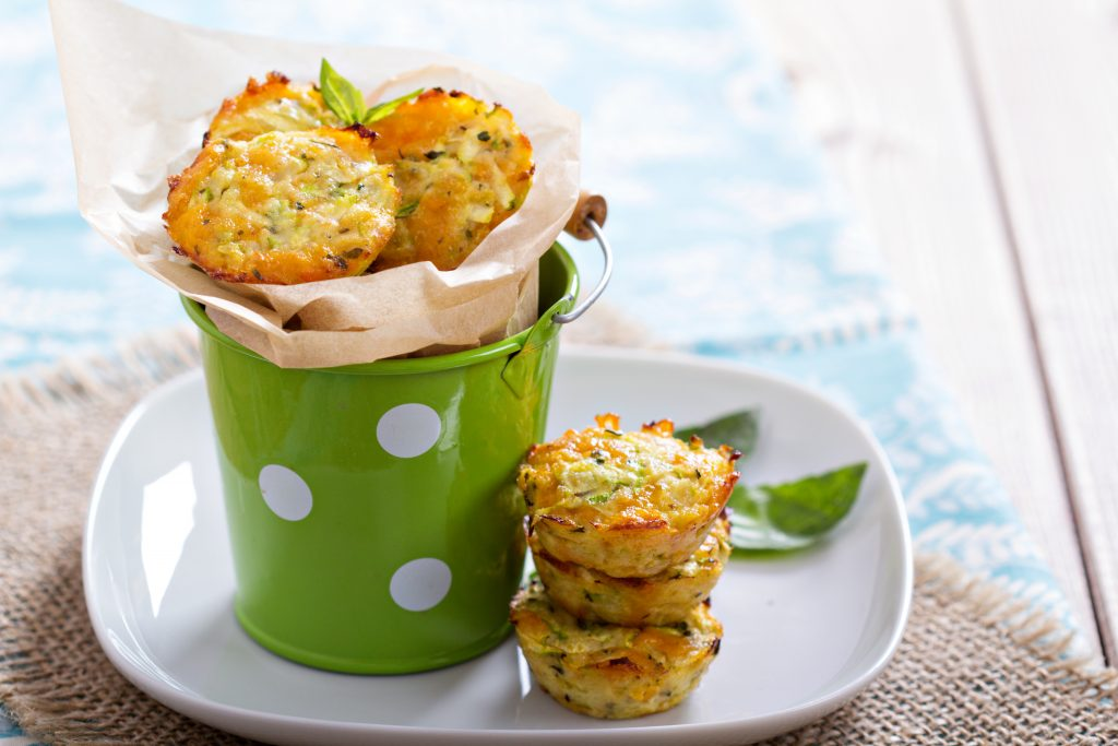 Courgette Bites Recipe