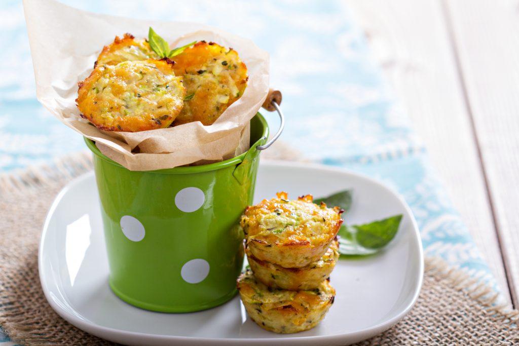 Courgette Bites Recipe