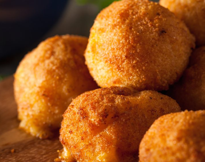 Potato and Cheese Bites Recipe