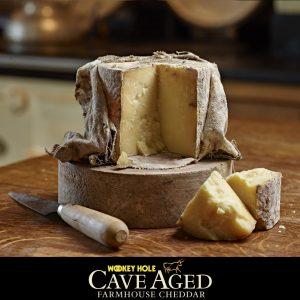 Wookey Hole Cave Aged Farmhouse Cheddar