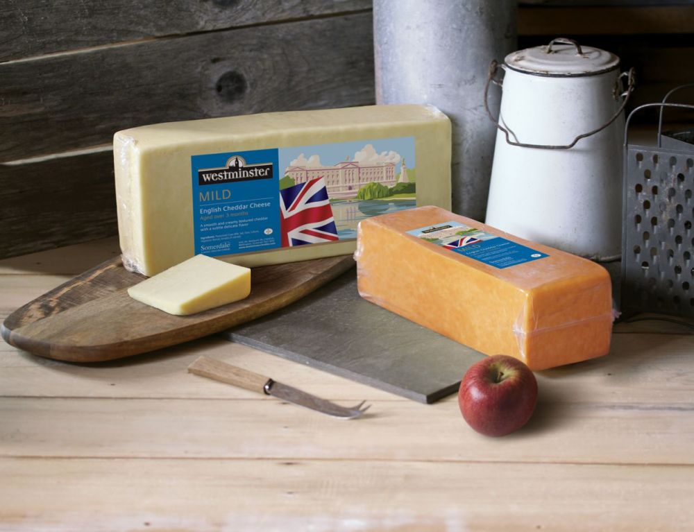 Westminster Mild Cheddar Blockl Cheese