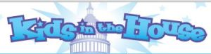 logo for Kids in the House website