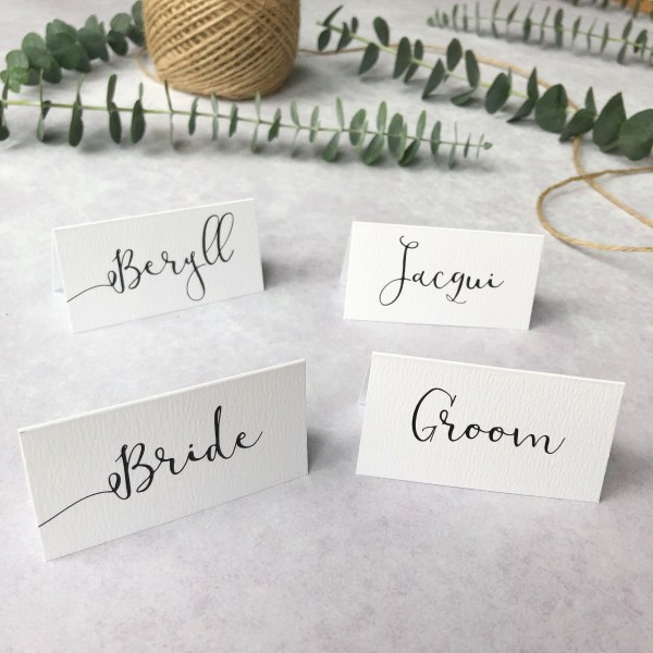 place names for wedding