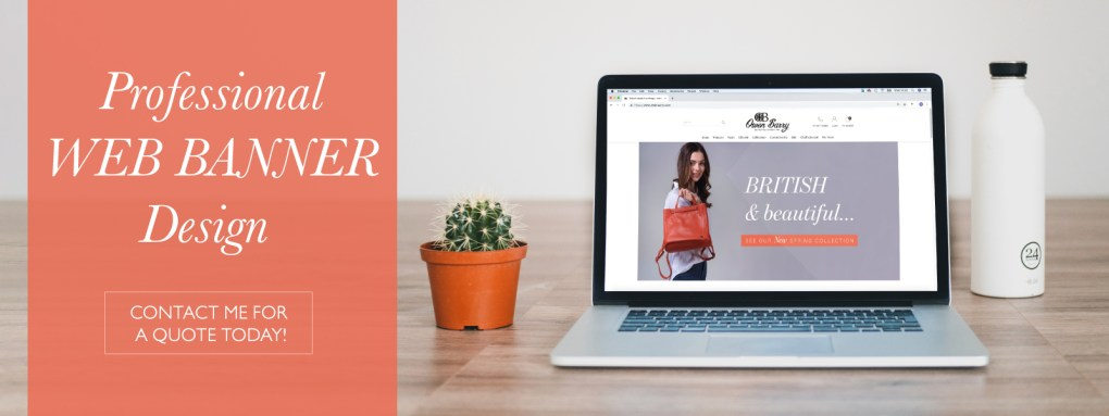 Professional Web Banner Design & Creative