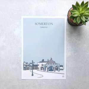 Somerton Print