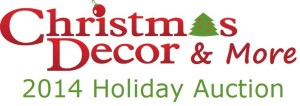 Chamber Holiday Auction Logo