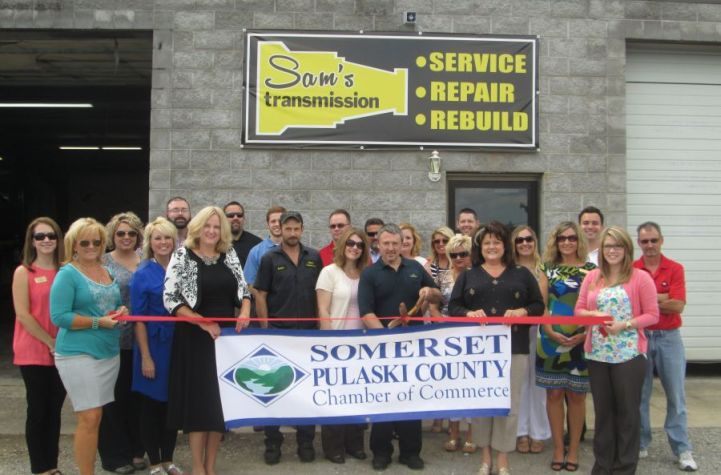 Sam's Transmission Ribbon Cutting Pic 2_Small