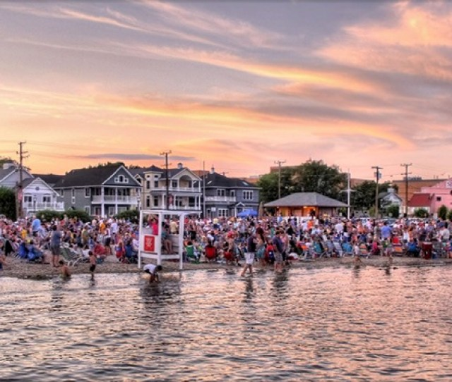 Somers Point Beach Concerts