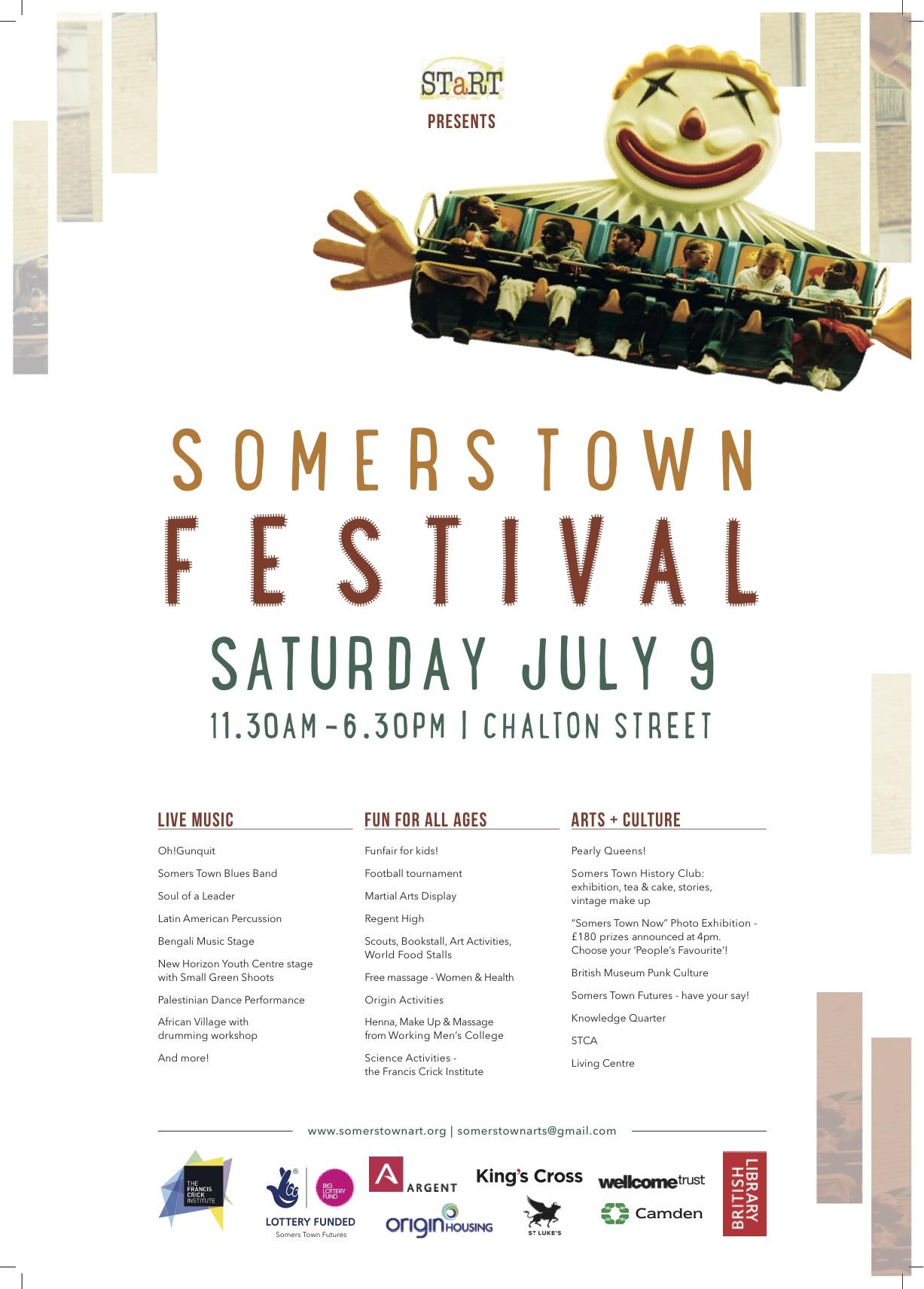 Festival Poster.
