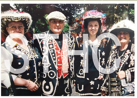 Pearly Kings and Queens.