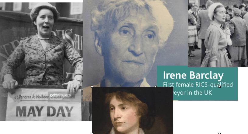 Women in history.