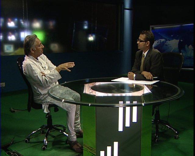 Mani Shankar Aiyar was one of my guests on my Talk Show on TV
