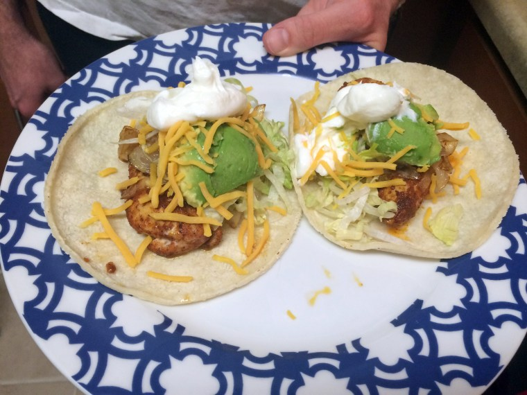 Fool Proof Chicken Tacos - Some Shananagins