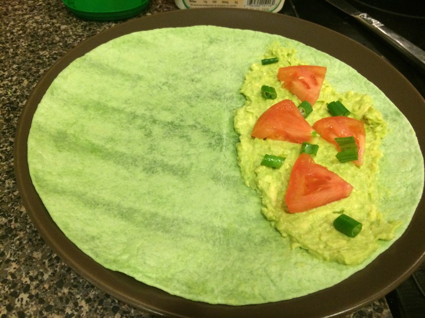 Avocado Quesadilla - Some Shananagins