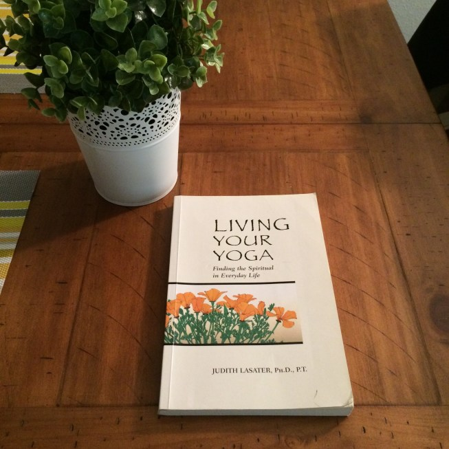 Book Review: Living You Yoga - Some Shananagins