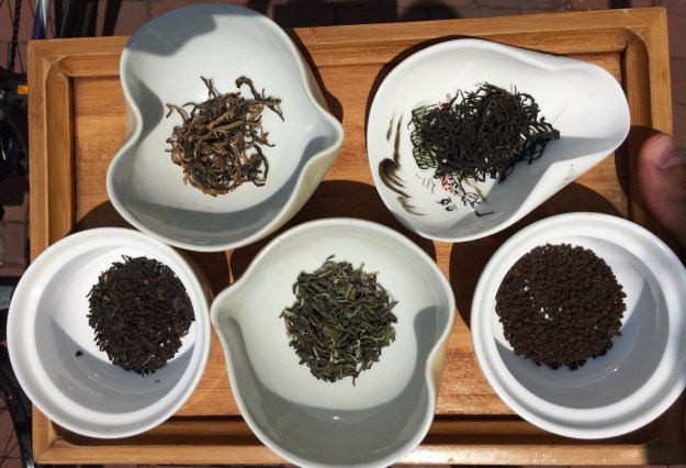 All of these are Black Tea