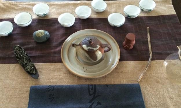 chaxi-practice-setup