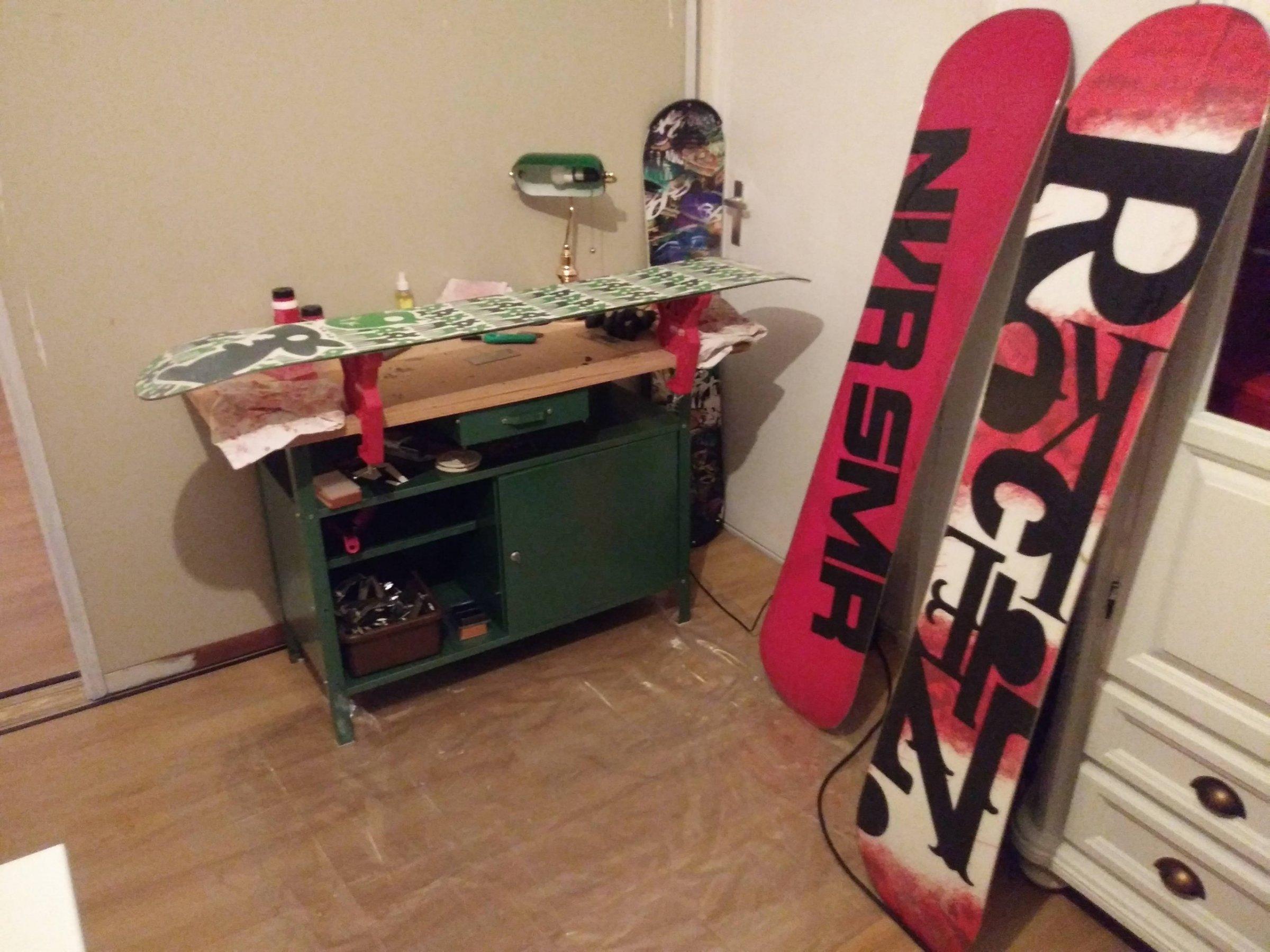 ski onderhoud tips