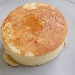 セリアの型を使ってふわふわの厚焼きパンケーキを作ってみました!