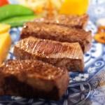 泉佐野市からふるさと納税で人気の牛肉赤身ステーキが届きました!