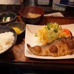 大阪福島のとろさば専門店SABARサバーで和食ランチ!