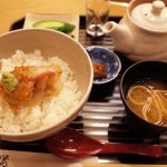 京都駅で鯛茶漬けが楽しめる和久傳のはしたてにランチに行ってきました!