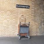 ロンドンキングスクロス駅9と3/4番線の場所とハリーポッターのロケ地巡りへ行って来たよ!