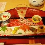 グランドプリンスホテル京都の和食「宝ヶ池」へ夕食へ行って来たよ!