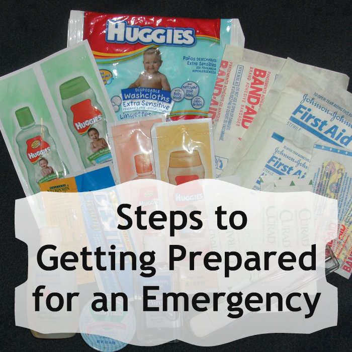 steps for emergency planning