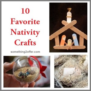 10 nativity crafts