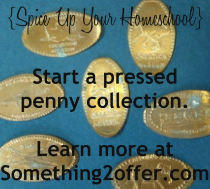 {Spice Up Your Homeschool} Penny Collecting