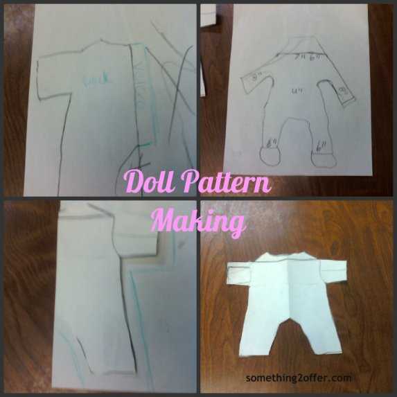 doll pattern making