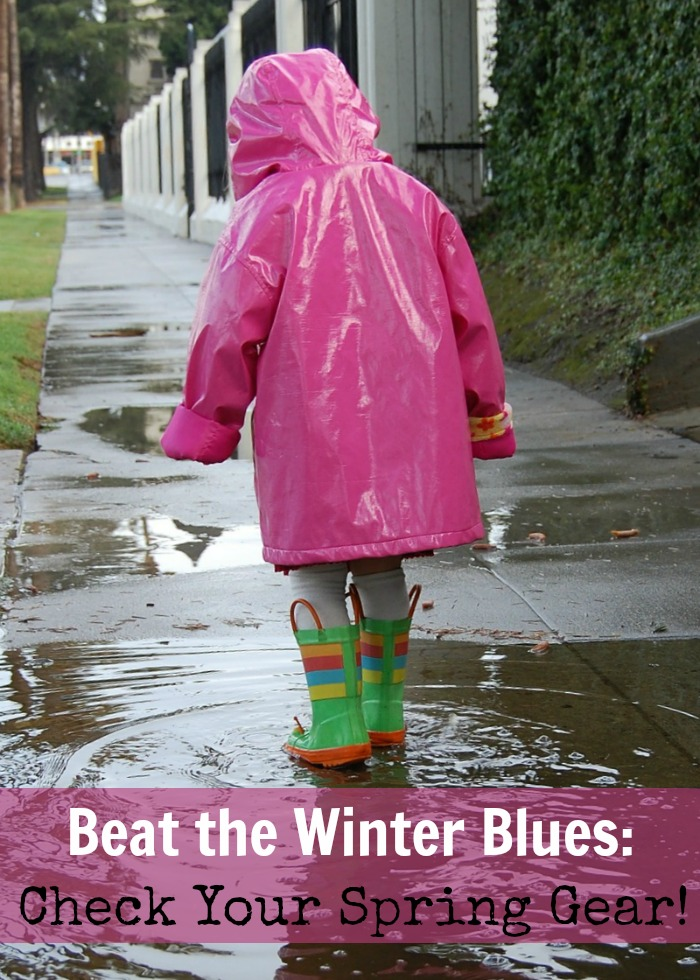 Beat the Winter Blues Check Your Spring Gear