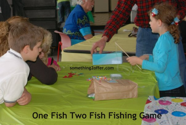 One Fish Two Fish fishing game