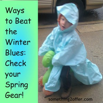 winter blues spring gear