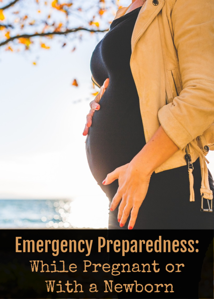 Emergency Preparedness_ Being Pregnant or With a Newborn