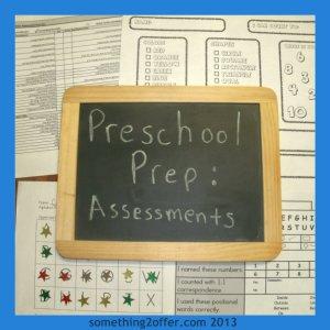 preschool prep assessment